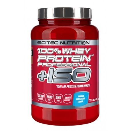 100% Whey Protein* Professional +ISO